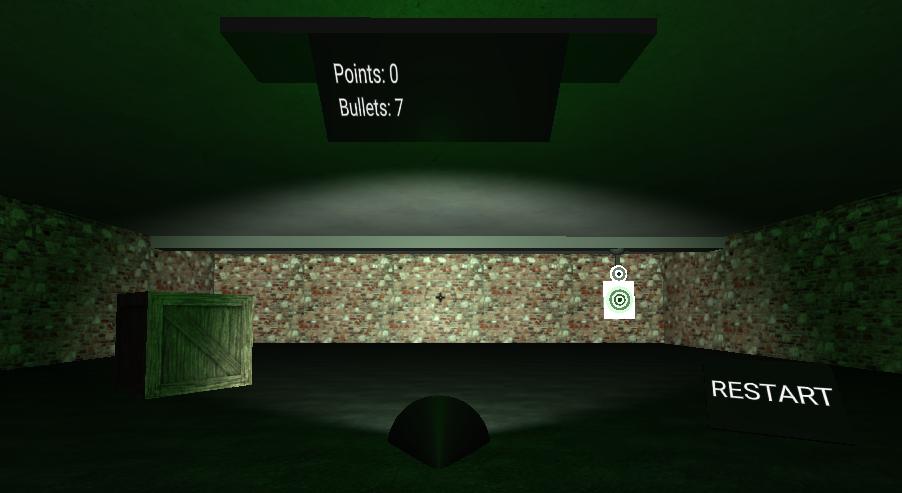 Scena z projektu VRath